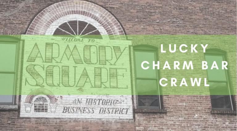 Lucky Charm Bar Crawl