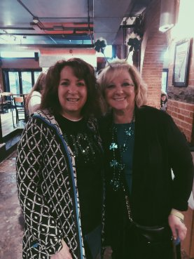 Momma V & Momma R!