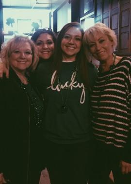 My Lucky Ladies!